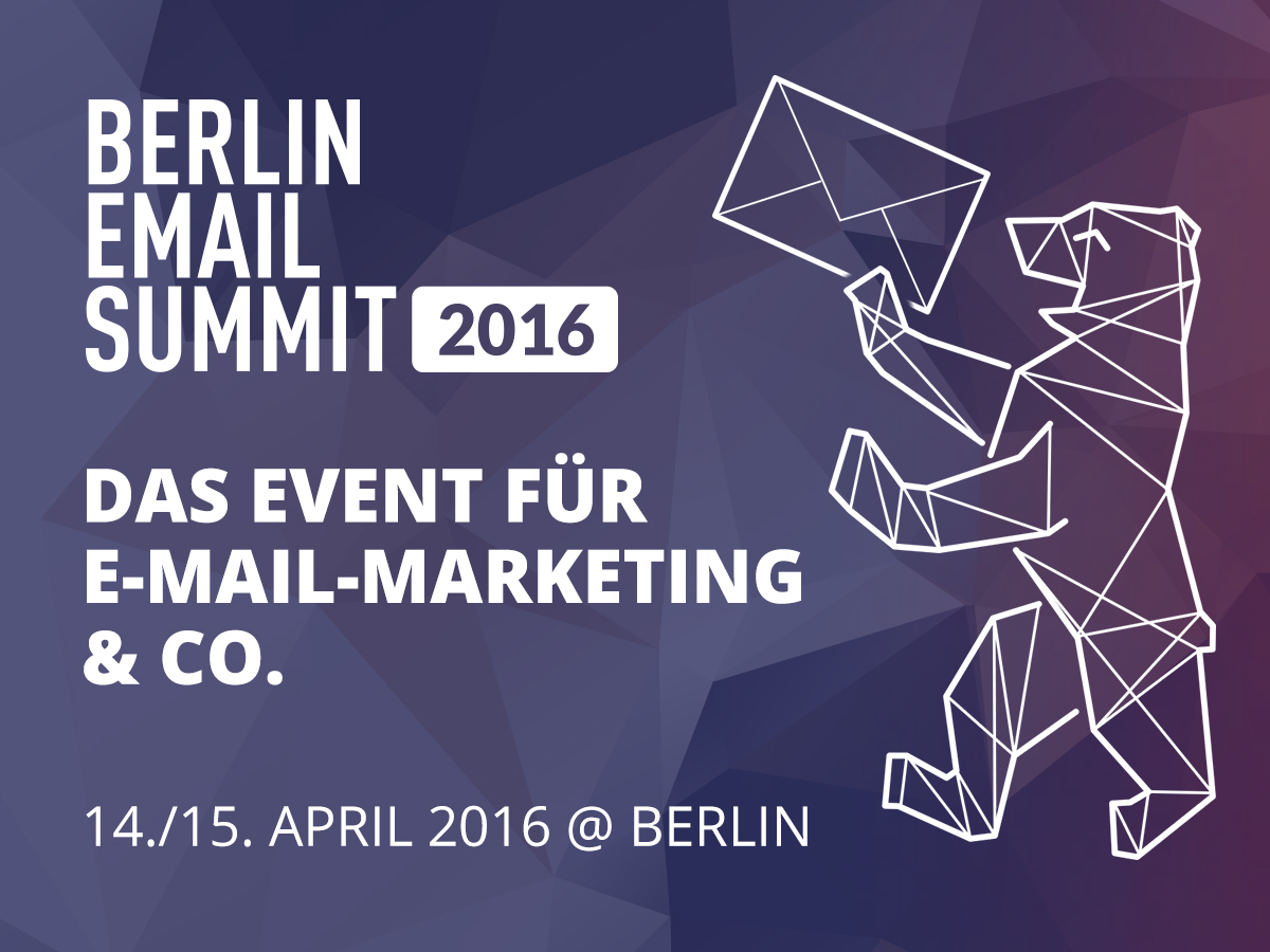 Berlin Email Summit 2016